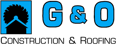 g and o construction logo