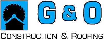 g and o construction logo